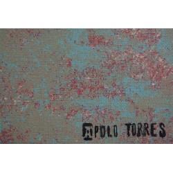 David Oliveira - Gufo della Palude - Original - limited giclèe hand finish by the artist