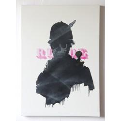 Kunstrasen - Rude Rip Off AP - Canvas