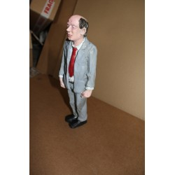 Isaac Cordal - Cement Eclipse - I