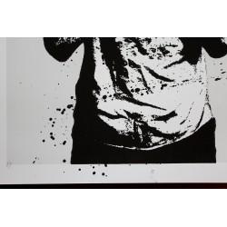 Nafir - Tear Gas light grey - artist proof