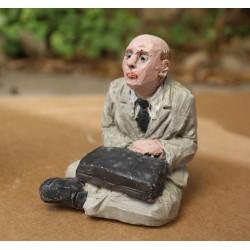 ISAAC CORDAL - untitled- original sculpture