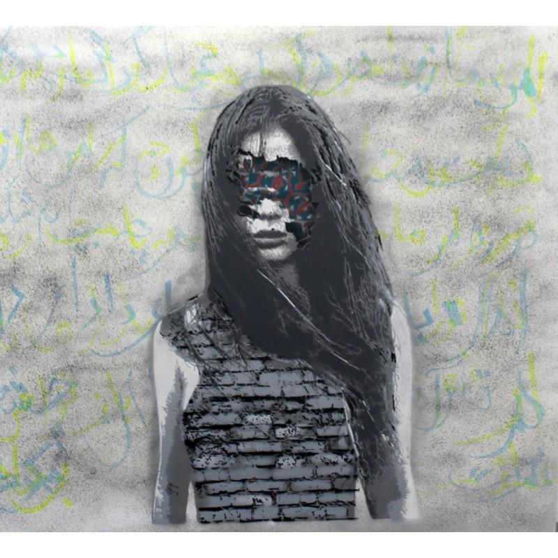 Nafir - Breath - unique canvas