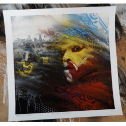 Dale Grimshaw - Finder's Keeper - artist proof