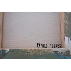 APOLO TORRES - Joyful - canvas unique