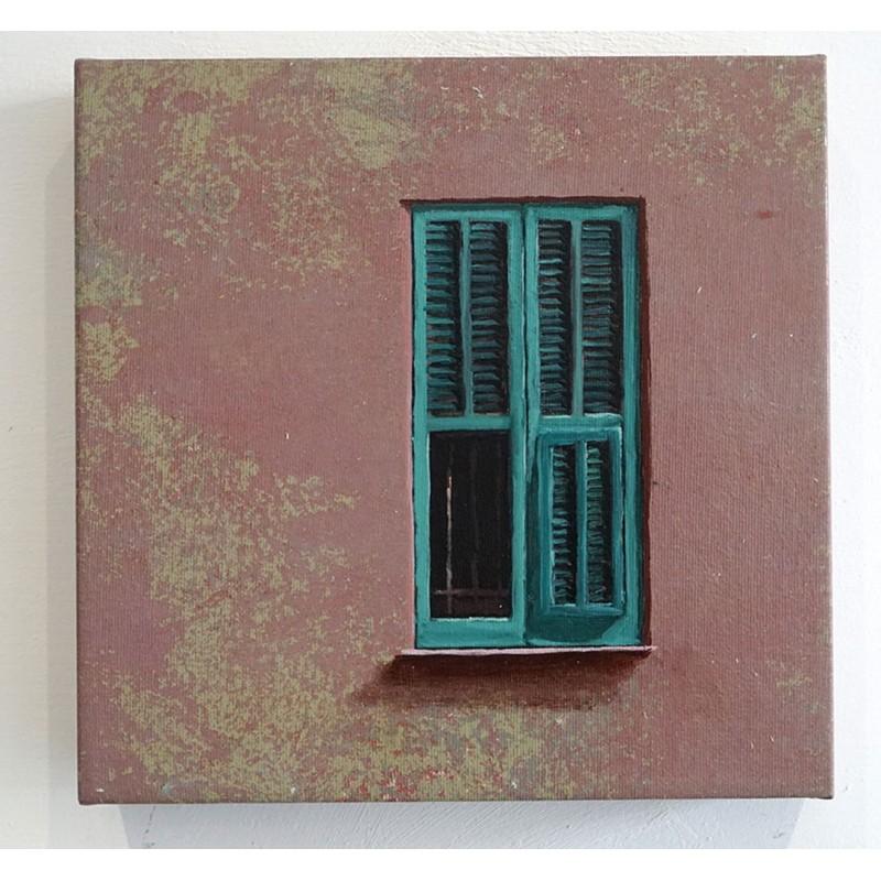 APOLO TORRES - WINDOW- canvas unique