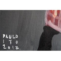 Paulo Ito - Untitled 3- Canvas