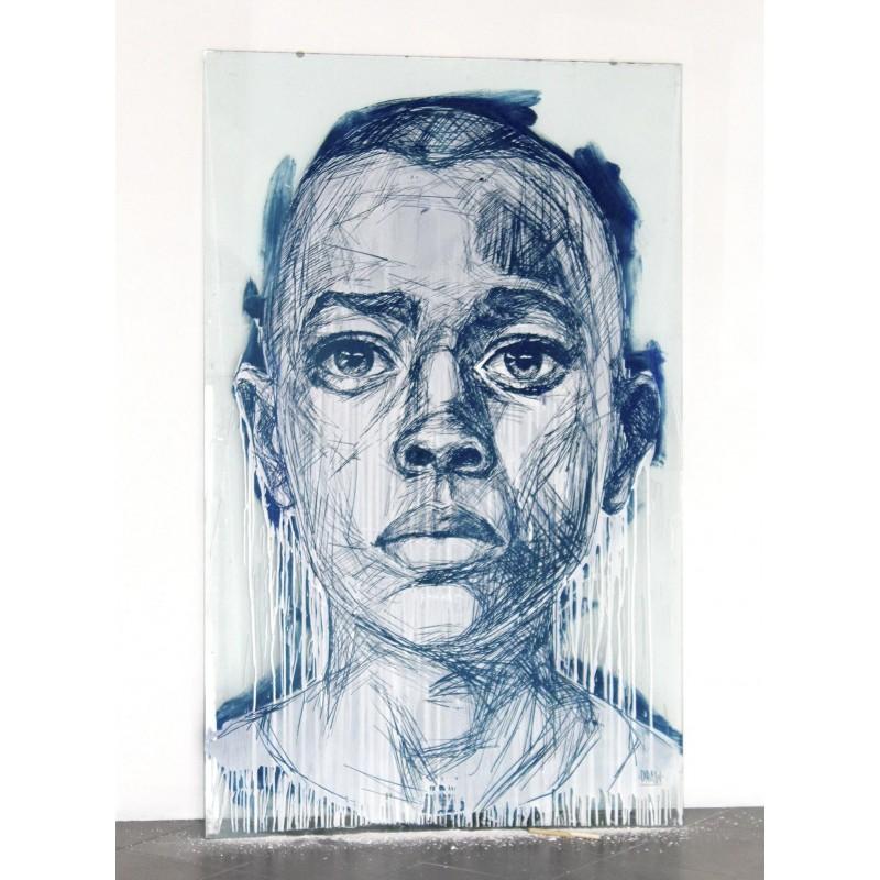 Frederico Draw - Installation / Brasilian boy -orginal