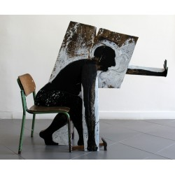 Carlo de Meo -  MA NO - Sculpture
