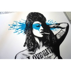FinDac - Bellohoha - tourquoise limited edition
