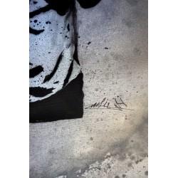 NAFIR - Tear Gas - canvas