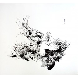 Lula Goce - Nature - limited screen print only 6