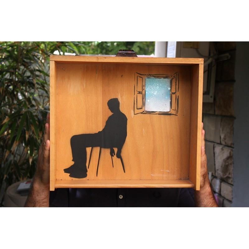 Nafir - Original - Better Place on drawer wood