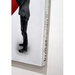 Kunstrasen - Love Love - Canvas