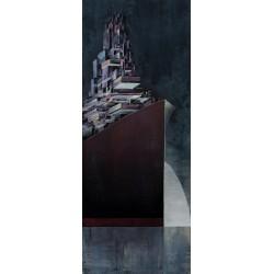 Chazme 718 - Canvas - Ship City