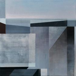 Chazme 718 - Canvas - Silent City Composition 1