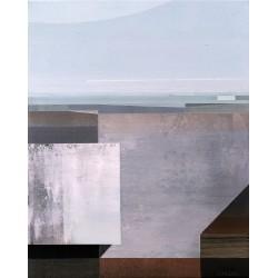 Chazme 718 - Canvas - Silent City Composition 2