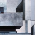 Chazme 718 - Canvas - Silent City Composition 4