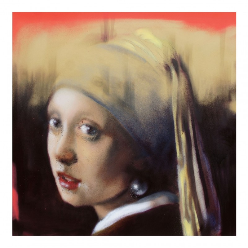 Andrea Ravo Mattoni - Vermeer Limited 02 - limited to 12