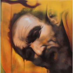 Andrea Ravo Mattoni - Echo of  Caravaggio 05 - Canvas
