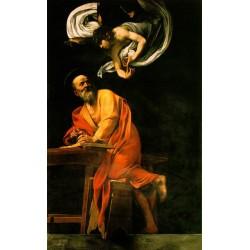 Andrea Ravo Mattoni - Echo of  Caravaggio 07 - Canvas