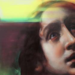 Andrea Ravo Mattoni - Echo of Carlo Dolci 03 - Canvas