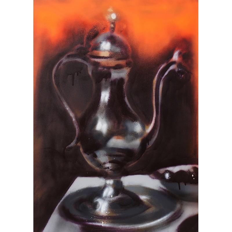 Andrea Ravo Mattoni - Pieter Claesz 02 - Canvas