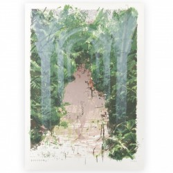 Borondo -  - limited screen print - CONTACT US FOR ENQUIRY