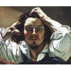 Andrea Ravo Mattoni - Echo of Gustae Courbet 01 - Canvas