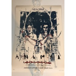 Borondo - Animal - limited signed