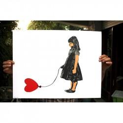 ICY & SOT - Broken Heart - Banksy parody
