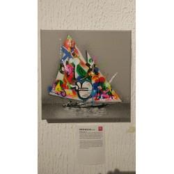 MARTIN WHATSON - sail boat canvas