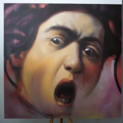 Andrea Ravo Mattoni  and David De La Mano - Echo of  Caravaggio 07 - Canvas