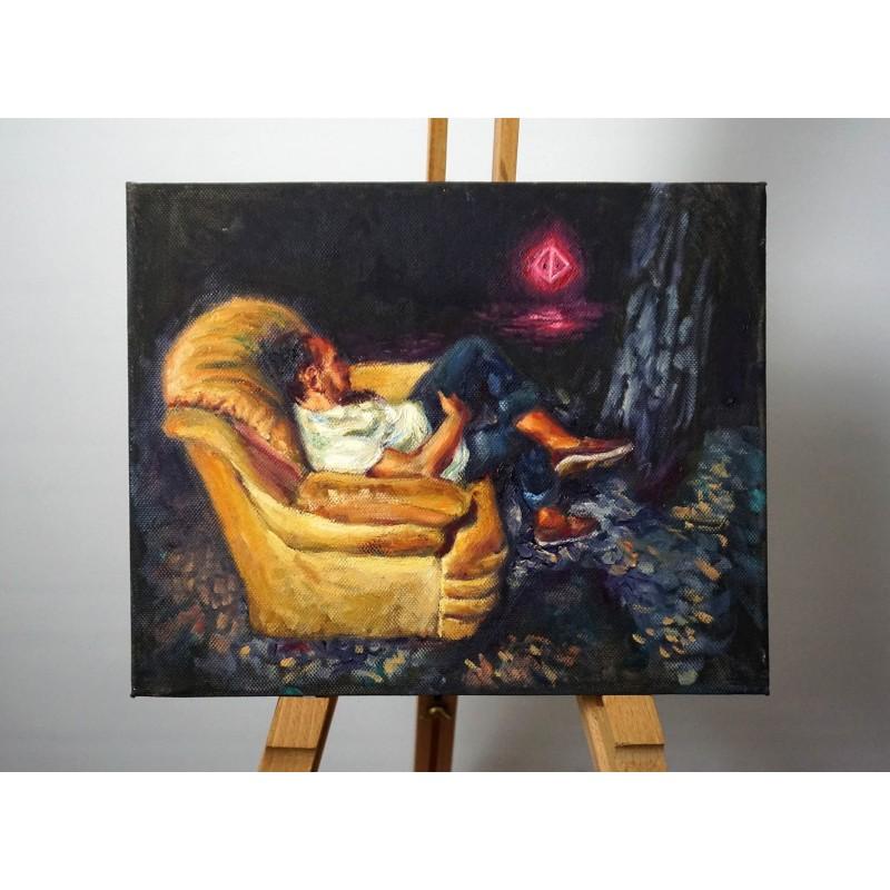 Alaniz - Couch - canvas