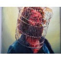 Alaniz - Cage - canvas