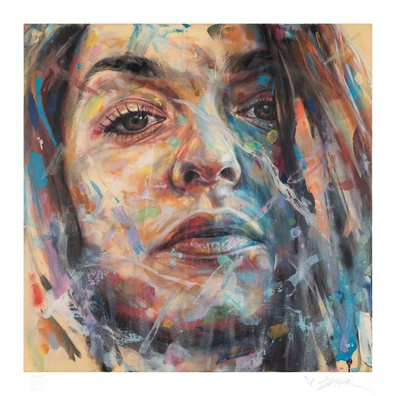 David Walker YULI / Artist Proof /Hand Finish
