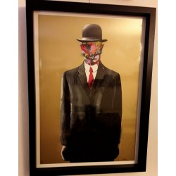 MARTIN WHATSON - son of a man - rare on gold