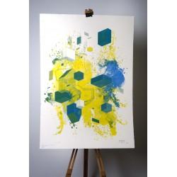 ETNIK - Bonsai -  Artist proof