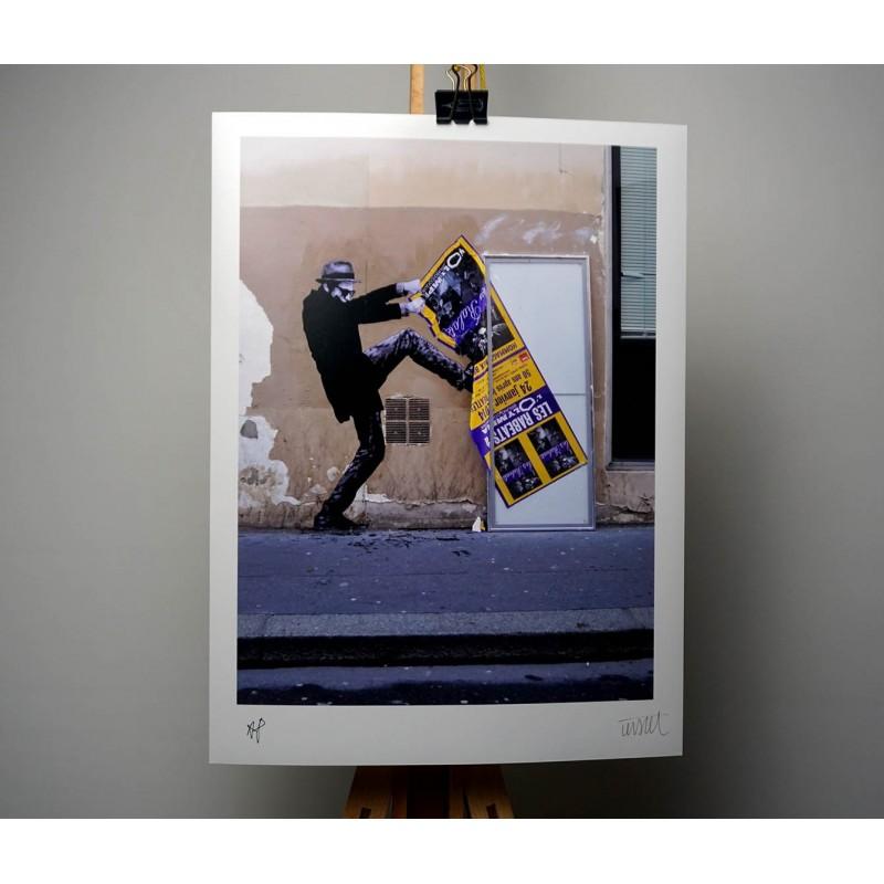LEVALET - Icnoclasme - print