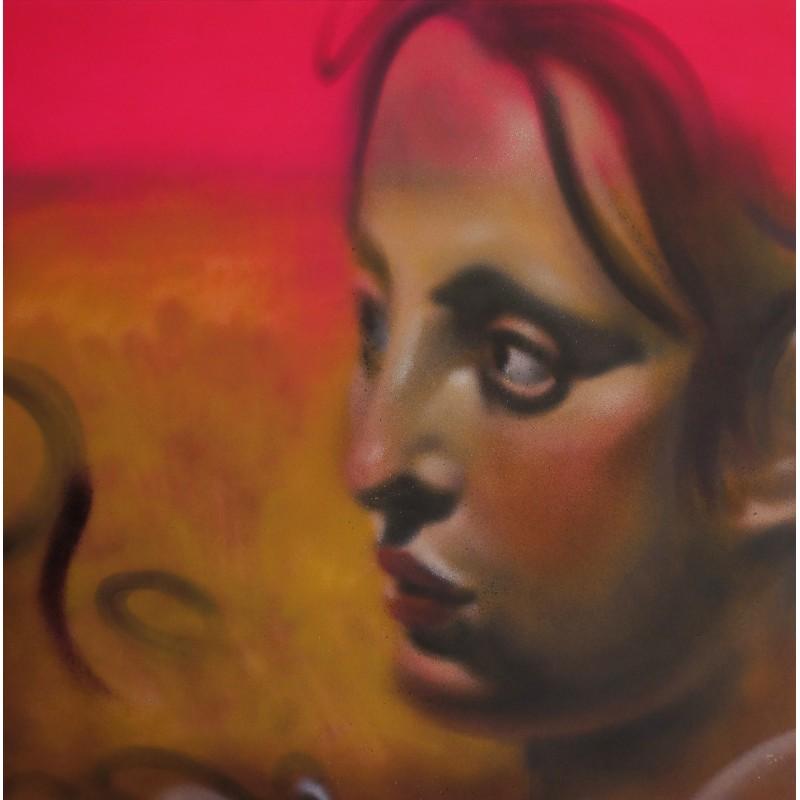 Andrea Ravo Mattoni -  Echo of  Simon de Vouet 03 - canvas