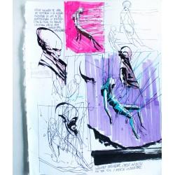 Deih - Sketch n. 13 -  unique