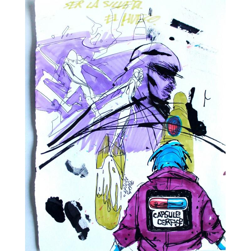 Deih - Sketch n.2 -  unique
