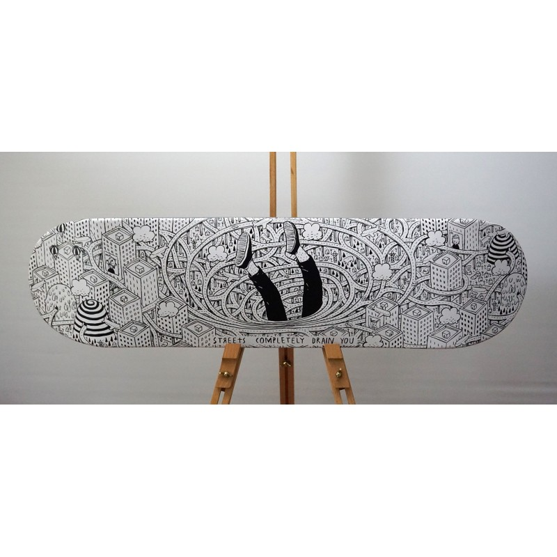 Millo - Skate limited edition - number 15 of 15