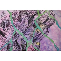 Lume - Spring Rain- Canvas