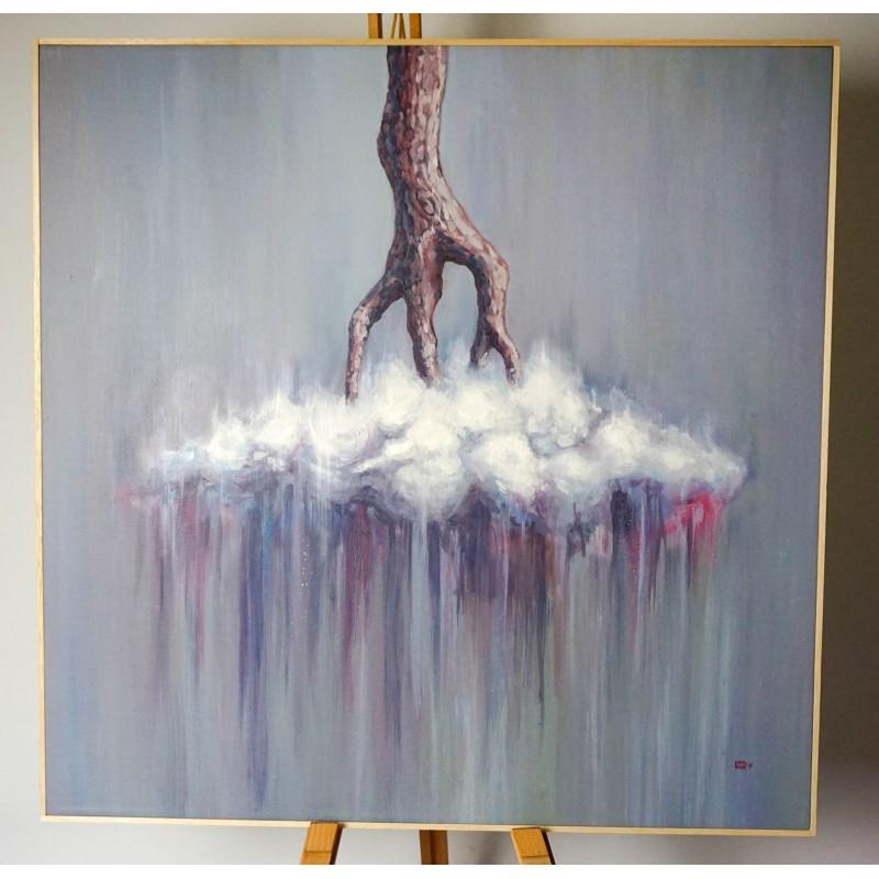 Lula Goce - Tree Cloud- canvas unique