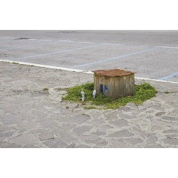 Isaac Cordal - Home