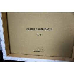 kunstrasen - Bubble Removers - Canvas - 1/1 PINK