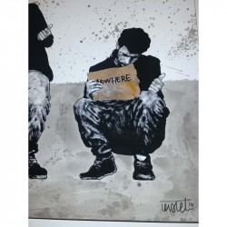 Levalet - N.1- ANYWHERE, SOMEWHERE, ELSEWHERE, NOWHERE