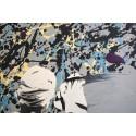 kunstrasen - DRIP REMOVERS - Canvas - 1/1 70x70 cm
