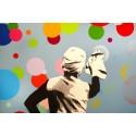 kunstrasen - Bubble Removers - Canvas - 1/1 g70x70cm