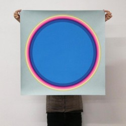 Jan Kalab - limited of only 18 - screen print + signed book